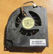 Packard Bell EasyNote TN65 ETNA-GL ETNA-GM CPU Ventilador De Refrigeración 23.10249.001