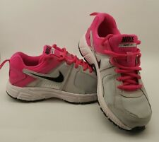 NIKE Original Ladies UK 4 Dart 10 Sneakers Pink & Gray