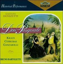 Donizetti - Don Pasquale - Alfredo Kraus, Cotrubas, 1974 Chicago (2CDs, Arkadia)