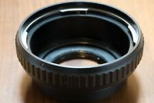 Hasselblad to Nikon Adapter
