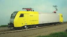 ROCO 62701 E-Lok br152 Dispolok Siemens jaune/gris ep.5/6 DC Analogique Neuf + neuf dans sa boîte DSS