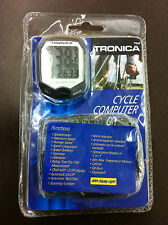 BRAND NEW TRONICA CYCLE COMPUTER - FACTORY SEALED - # 3005 - SELLING CHEAP!