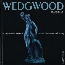 Specialist book Wedgwood in Wörlitz classicist Ceramic great photos interesting new