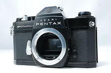 Pentax Spotmatic SP F SPF 35mm SLR Film Camera Body Only  SN4549449