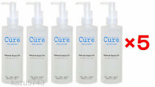 Cure Natural Aqua Gel 250ml 5 Bottle Packs Care Activated Hydrogen Water JAPAN