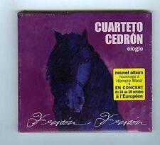 CD (NEW) CUARTETO CEDRON ELOGIO
