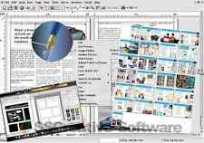 PRM Scribus Desktop Publishing 2016 Publisher Software for MS Windows Mac