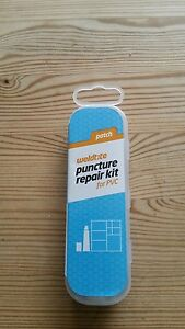 PVC Puncture Repair Kits, Lilos,Tents, Airbeds,Football