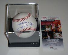 Country Singer Garth Brooks Signed OMLB Baseball JSA Cert FREE SHIPPING