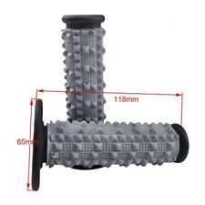 """7/8"""" 22mm RubberThrottle Hand Grips for Thumpstar Apollo Motorcycle Scooter"""