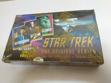 Fleer Skybox Star Trek TOS Original Series Season 3 Box cards Autograph SEALED!