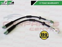 FOR JAGUAR X-TYPE XTYPE 2003-2009 REAR AXLE LEFT RIGHT BRAKE HOSE HOSES