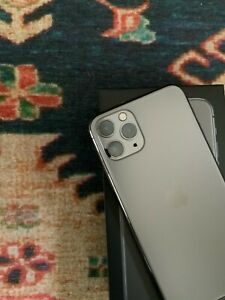 Apple iPhone 11 Pro A2160 256GB Unlocked Check IMEI Great Condition