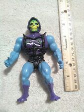Vintage 1983 Masters Of The Universe Skeletor  ,He-Man Mattel Action Figure