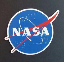 S4 NASA logo space Sticker, laptop, wall, book, phone, tablet