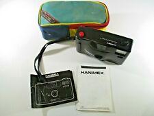 Hanimex Handy Snap Shot FD2 35mm film Camera Point and shoot Focus Free Flash