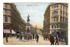 Holborn Viaduct - Photo Postcard 1907 / London