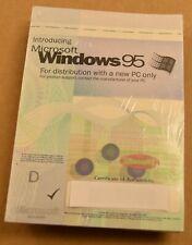 New - Microsoft Windows 95 in origianal packaging