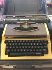 Brother Profile Automatic 12 Vintage Type Writer (No power cord)