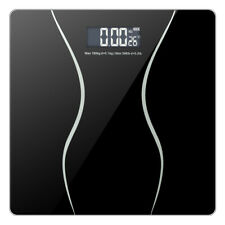 Electrical Body Scale 180kg/400lb Slim Waist Pattern Fitness Personal Scale US