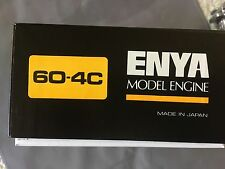 ENYA.60-4C TYPE BOX ONLY NEW