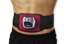 ✔ BEURER 648.15 EM 30 Elektrische Muskelstimmulation (EMS) Bauchmuskelgürtel ✔