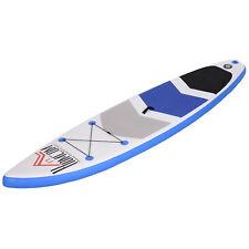 HOMCOM Tavola Gonfiabile SUP Stand Up Paddle con Pagaia 325x80x15cm