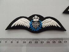 ^(GB5)  Britische Pilot Wings Royal Flying Corps Australian Air