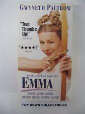 EMMA  Gwyneth Paltrow,  Toni Cillette,  Alan Cumming     Movie  Like New