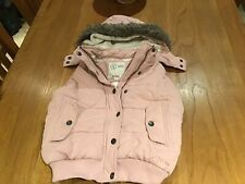 Girls Fat Face Padded Gilet Age 8-9 Years (more like Age 7).