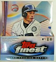 🔥HOT🔥 2020 TOPPS FINEST BASEBALL FACTORY SEALED HOBBY BOX 🔥HOT🔥