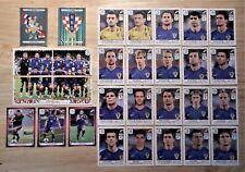 Panini UEFA Euro 2012 Poland/Ukraine Complete Team Croatia + 2 Foil Badges