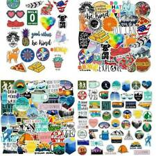 50/100X Mixed Style Bomb Vinyl Laptop Skateboard Stickers Luggage Decals Lot
