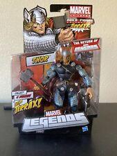 Hasbro Marvel Legends THOR TERRAX Build-A-Figure Avengers New