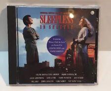 Sleepless in Seattle Original Soundtrack (CD, Jun-1993)