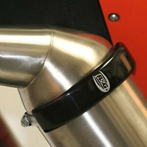 R&G Exhaust Protector For Moto Guzzi 2007 Sport 1200 0005BK