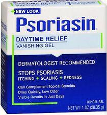 Psoriasin Psoriasis Relief GEL 1oz Tube