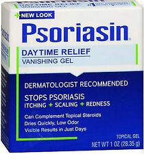 Psoriasin Multi-Symptom Psoriasis Relief Gel 1oz Tube