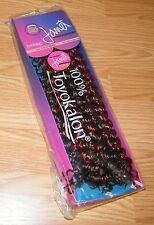 Janet Collection (M6/BURG-350) Toyokalon Disco Braid Synthetic Hair Extension