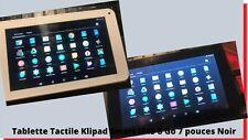 Tablette Tactile Klipad Smart I745 8 Go 7 pouces Noir / blanc