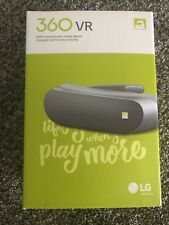 New LG G5 Gear 360 VR R100 Virtual Reality Headset Mobile 3D Video Glasses
