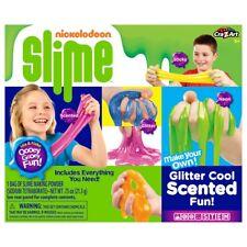Nickelodeon Slime Glitter Cool Scented Fun