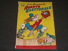 """ALBI D'ORO N.2 1955 LOLLO ROMPICOLLO AGENTE ELETTORALE - OTTIMO """"U"""""""