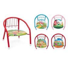 SEAT CHAIR FOR CHILDREN IN METAL FANTASIE ASSORTED GLOBE
