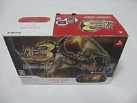 Playstation Portable PSP Newcomer Hunters pack Tiga Rex Black Red Excellent