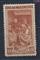Italien 824 mit Falz 1950 Italien an der Arbeit (7739216