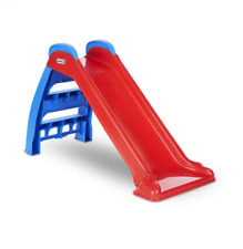 NEW Little Tikes Easy First Foldable Slide (Red & Blue) Indoor/Outdoor