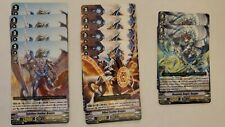Cardfight Vanguard Royal Paladin Based Complete Deck Standard