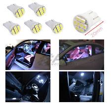 Glühbirnen T10 LED mit Beleuchtung Weiß kalt für BMW X3 E83 für Innenseite