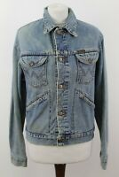 WRANGLER Authentic Western Wear Denim Jacket size Uk 8